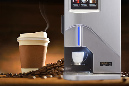Vending machines and coffee services for offices in Dallas Forth Worth