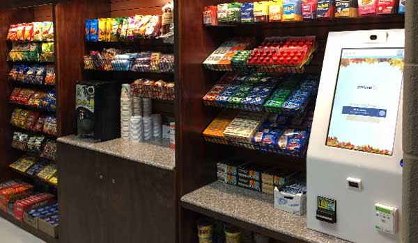 Vending machines and Dallas Fort Worth micro-market services