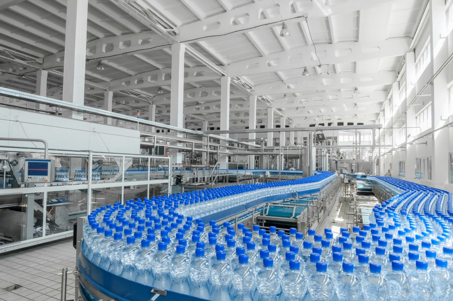 bottled water options in dallas fort worth