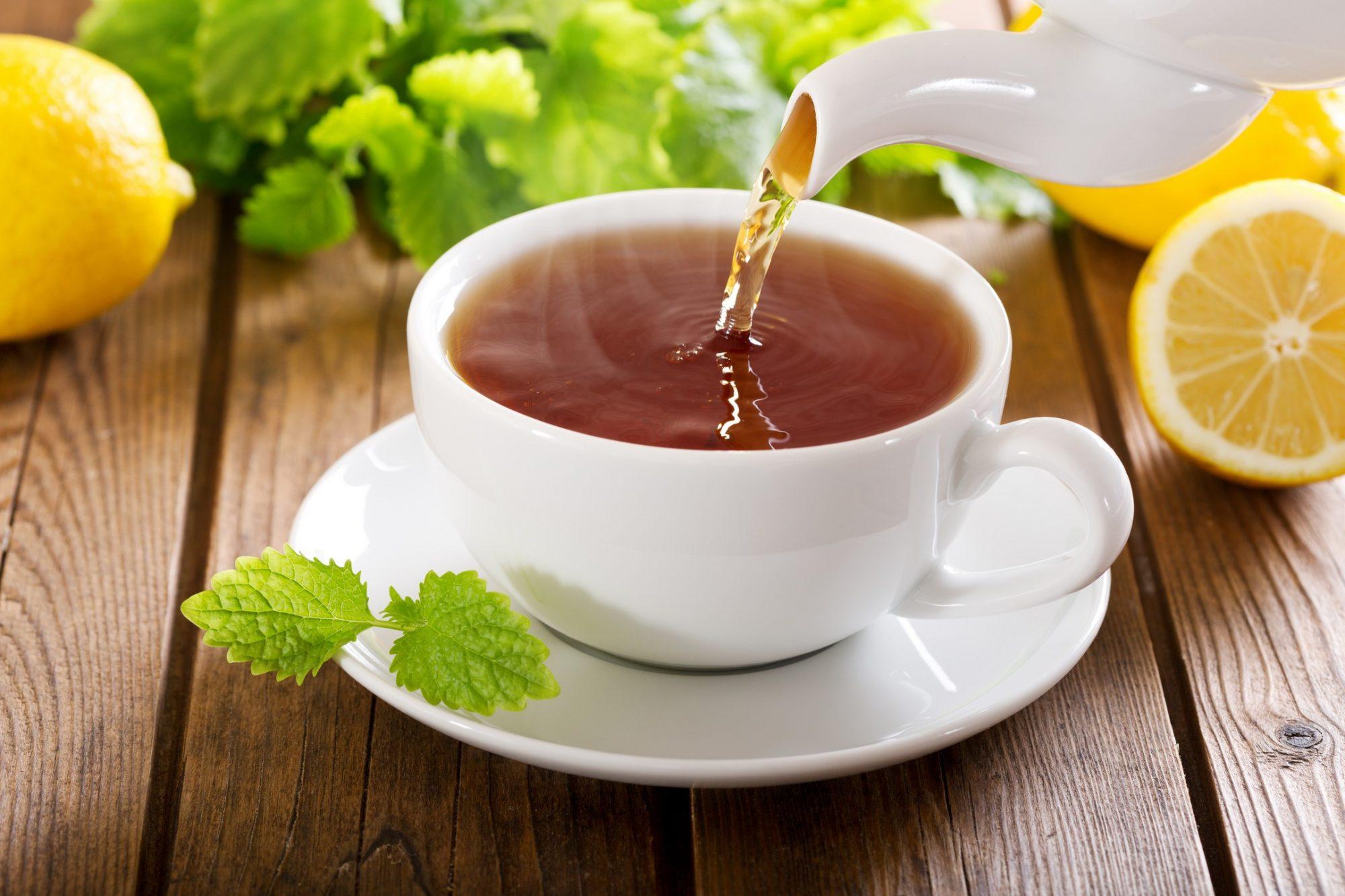Caffeinated Tea Options in Dallas Fort Worth