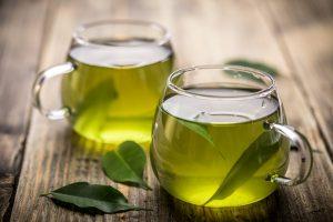 Green Tea in Dallas Fort Worth